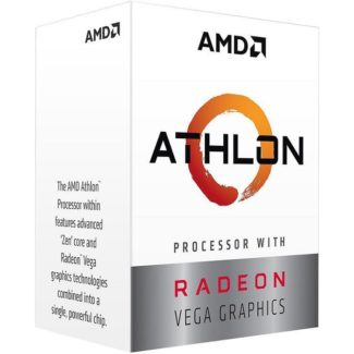 Procesador AMD Athlon 220GE Dual Core 3.4 GHz 5MB Socket AM4