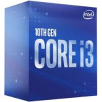 Procesador Intel Core i3 10100 3.6GHz Quad Core 6MB Socket 1200 BX8070110100