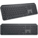 Teclado Logitech MX Keys Retroiluminado Inalambrico USB Y Bluetooth 920-009296