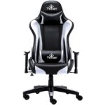 Silla YeYian RYUJI WHITE 2500 Gaming Reclinable Blanco YFRW-042920
