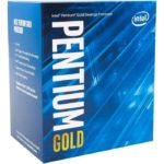 Procesador Intel Pentium Gold Dual Core G6400 4.0GHz 4MB Socket 1200 BX80701G6400
